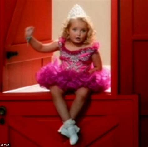 First look at Toddlers & Tiaras star, six, in trailer for