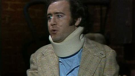 Watch Andy Kaufman Apologizes From Saturday Night Live