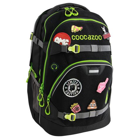 """COOCAZOO Rucksack ScaleRale """"Patchy"""" black - online"""