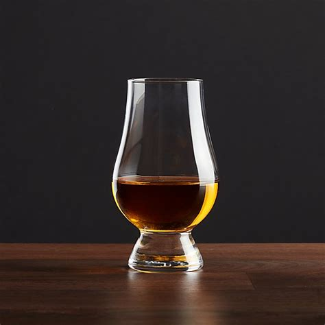 The Glencairn Whiskey Glass + Reviews   Crate and Barrel