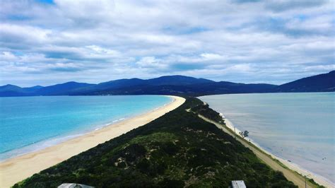 The Neck Lookout, South Bruny, Australia - The Eaglehawk