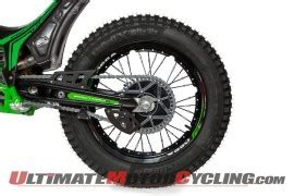 2014 Ossa Factory R Trials Motorcycle  First Look Review