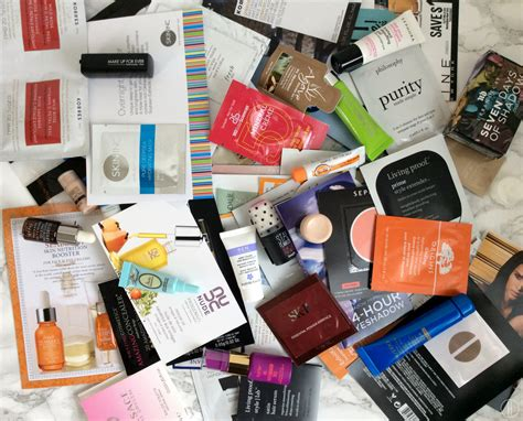 50 Places to Get Free Beauty Samples Online or By Mail
