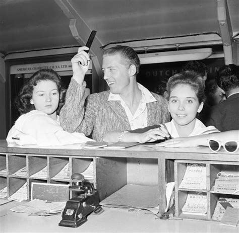 Vintage Pics of Jerry Lee Lewis With His New Wife Myra