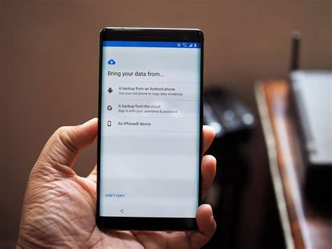 How to restore your apps and settings to a new Android
