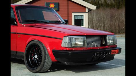 Volvo 240 Drift Project - YouTube