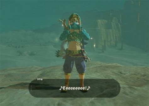 Armor Sets And Outifts Location in Legend of Zelda: Breath