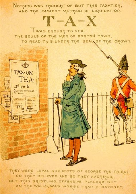British Reforms and Colonial Resistance – Legends of America