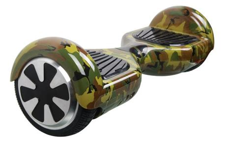 eHover Camo Hoverboard (Segway Balance Board)   eHover