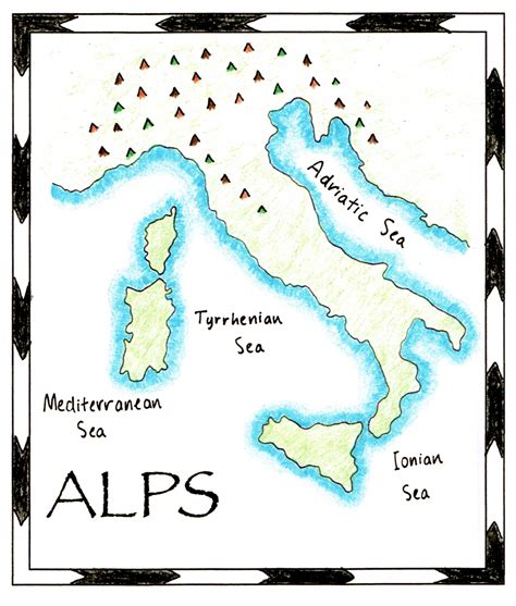 MAPPING All Mountains! - Maps for the Classroom