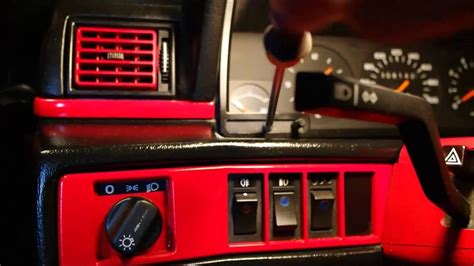 Volvo styling: How to get blue LEDS in instrumentpanel