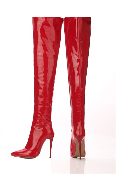 Spring Autumn Winter Thigh High Boots For Women Over The