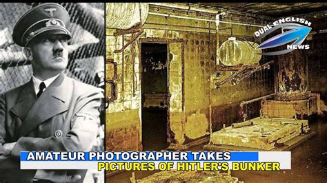 PICTURES OF HITLER'S BUNKER - YouTube
