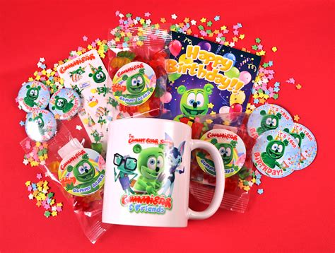 These Gummibär Kids Birthday Bundles Are the PERFECT Gift