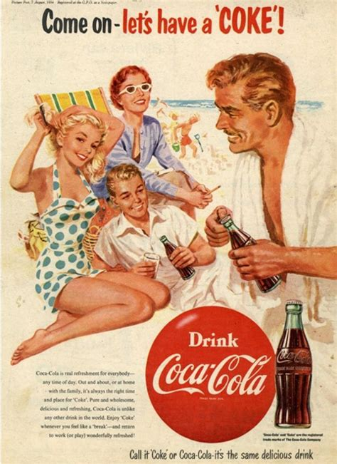 Vintage Drinks Advertisements (Page 13) of Miscellaneous Years